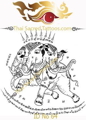 Thai Tattoo Designs