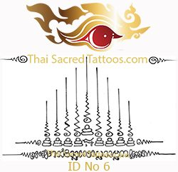 Thai Tattoo Meanings and Sak Yant Meanings