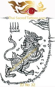 Sak Yant Tattoo Meanings and Thai Sacred Designs